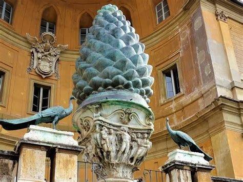 pinecone at vatican.jpg