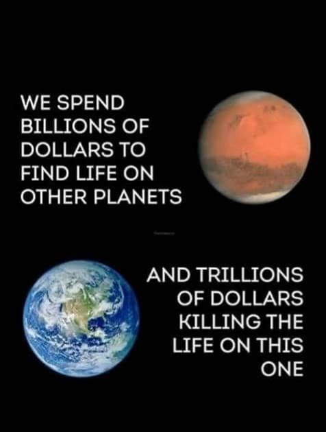 killing planet extinction level event earth Decolonize The World.jpg